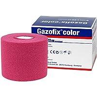 Gazofix color elastische Fixierbinde 6cm x 20m pink, 1 St preisvergleich bei billige-tabletten.eu