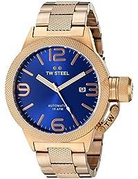Tw Steel CB185 - Reloj para hombre, color blanco / gris