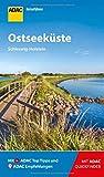 ADAC Reiseführer Ostseeküste Schleswig-Holstein: Der Kompakte mit den ADAC Top Tipps und cleveren Klappkarten - Monika Dittombée