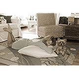 "OVERSIZE : KINGLY DECOR Down Alternative Oversize Slumber Body Pillow, Plush & Comfortable, 100% Cotton Cover Size 31"" X 40"" - Great For Maternity / Pregnancy Cushion / Nursing Pillow / Side Sleeper"