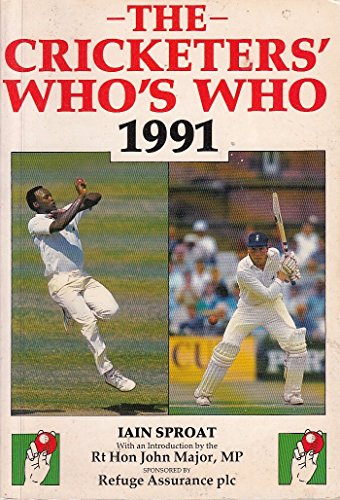 The Cricketers' Who's Who 1991