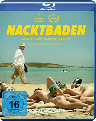 Nacktbaden - Manche bräunen, andere brennen [Blu-ray] (Brennen Von Blue Ray)