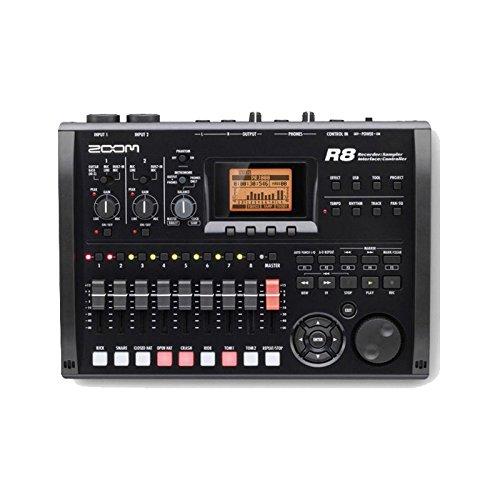 Zoom - R8 equipo grabador interface sampler. grabadora