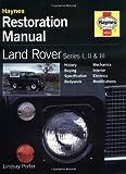 Land-Rover Series I, II & III: Restoration Manual