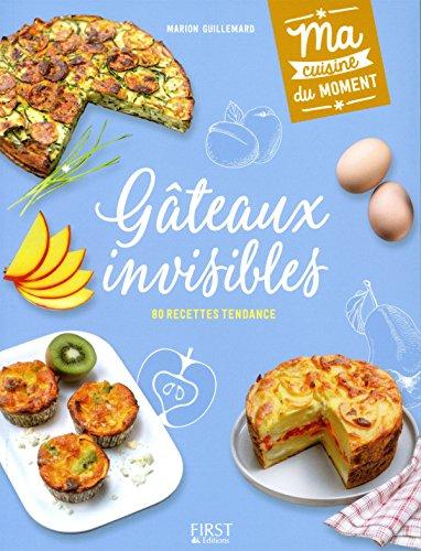 Gâteaux invisibles par Marion GUILLEMARD