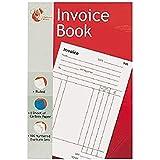 Facture Duplicate Book Rule Feint 1-100 Factures en Duplicate