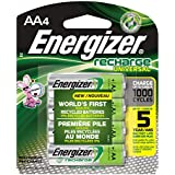 Energizer Recharge Universal 2000 MAh Rechargeable AA Batteries