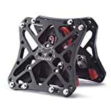 MTB Pedal für Shimano XT spd-m780Fit Crank Brothers für Speedplay SPD Pedale schwarz 1Paar
