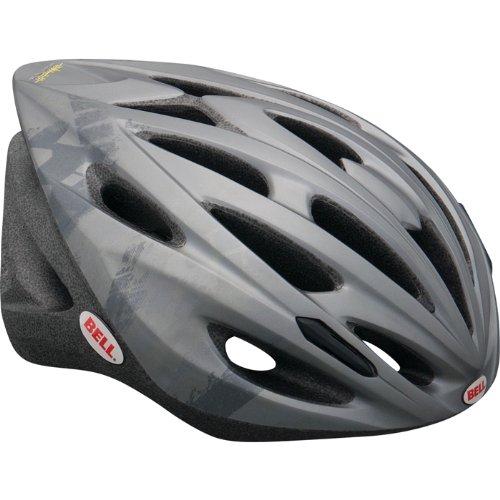 Bell Fahrradhelm Bike Helm matt Titan uni-size Erwachsenen 54-61cm