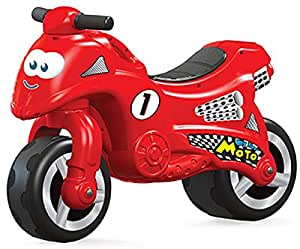 DOLU MY FIRST BALANCE MOTORCYCLE CHILDRENS KIDS PUSH ALONG WALKING CYCLE BICYCLE