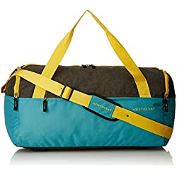 Aristocrat Polyester 52 cms Sea Green Travel Duffle (DFSWI52SGN)