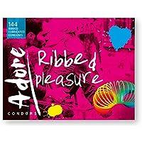 Pasante Pleasure Kondome mit Riffeln preisvergleich bei billige-tabletten.eu