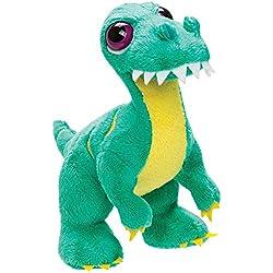 Suki Gifts Velociraptor de peluche de juguete, verde, pequeño