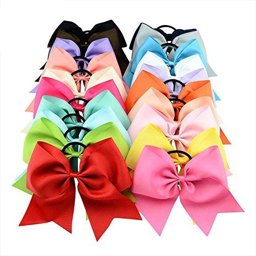 conteverr-25-pcs-8-pouces-holder-elasticite-baby-girl-ponytail-grandes-cheer-boutique-bows-cheveux