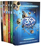The 39 Clues - 1-5 Book Set plus A Game Card Pack New RRP: £ 39.94 (1. The Maze of Bones, 2. One False Note, 3. The Sword Thief, 4. Beyond The Grave, 5. The Black Circle, The 39 Clues Card Pack) Hardcover. (The 39 Clues)