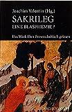 Sakrileg: Eine Blasphemie? Das Werk Dan Browns kritisch gelesen (Aschendorff Paperback) -