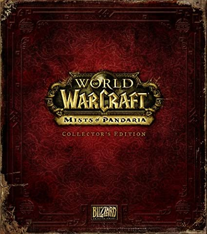 World of Warcraft : Mists of Pandaria - collector's edition [import anglais]