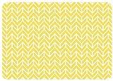 Bungalow Bodenbelag Premium Komfort Fußmatte, 22von 79cm, Bremen, gelb