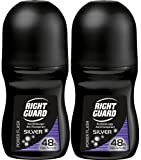 Right Guard Deo Roll-on  Power Flash, 2er Pack (2 x 50 ml)