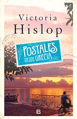 Postales desde Grecia, Victoria Hislop 51KqY8hvdsL