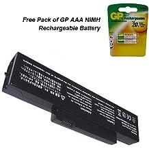 Fujitsu Siemens Esprimo Mobile V5535batería para portátil–Premium Powerwarehouse batería 6Cell