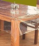Kuber industrias protectora transparente mesa de comedor 6plazas 60x 90pulgadas