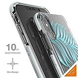 Gear4 Étui de Protection Victoria à la Mode avec Protection avancée Contre Les impacts [Protégé par D3O], Design Mince et élégant pour iPhone XS Max - Jungle...
