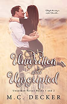 The Unwritten Duet Box Set (The Unspoken Series) by [Decker, M.C.]