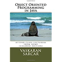 Object Oriented Programming in Java: Attend Class Lecturers from Home