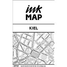 Inkmap Kiel - Karten für eReader, Sehenswürdigkeiten, Kultur, Ausgehen (German)