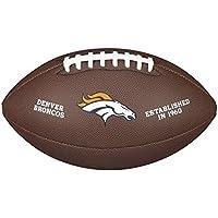 Wilson Uni NFL Licensed Ball DN Football, marrón, One Size
