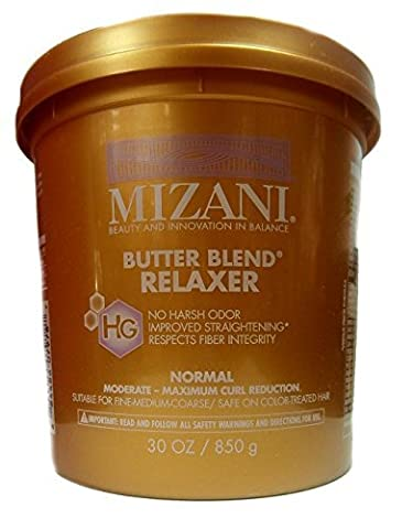Mizani Beurre Blend Relaxer Normal