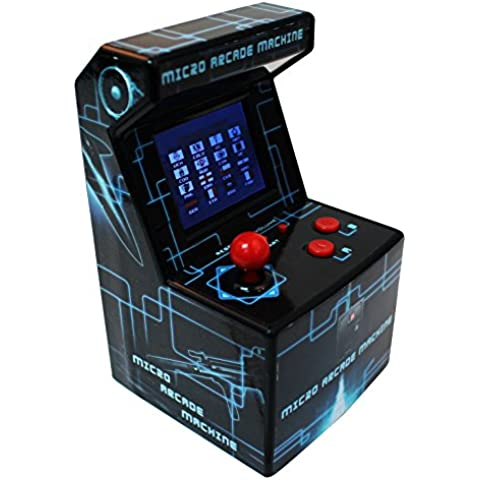 Snappi Mini Arcade Game Machine Toy Video juego Portable Gaming System [240 Video Games] - series VIII