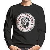 Tupac Shakur Converse All Star Icon Men's Sweatshirt