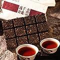 Yunnan Puerh tea 2008 brique Pu Erh tea tea 80g (0.176LB) Pu er mûre thé de santé thé Pu'er thé noir thé Puer thé chinois thé Pu er thé mûr shu cha nourriture saine thé Pu-erh nourriture verte vieux arbres Pu erh thé cuit thé thé rouge