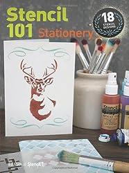 Stencil 101 Stationery