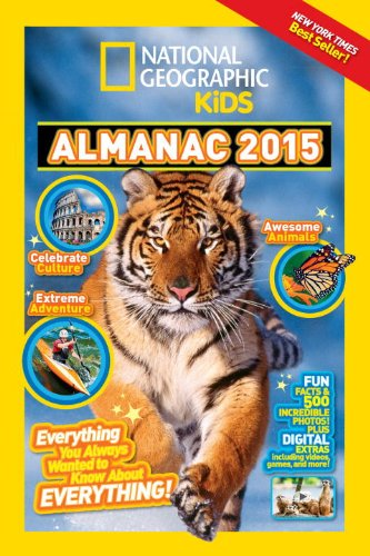 NGK. Almanac 2015 (National Geographic Kids)