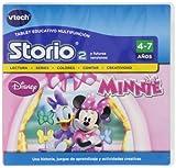VTech - Gioco di Minnie Tablet Storio educativo 2 (3480-231722)