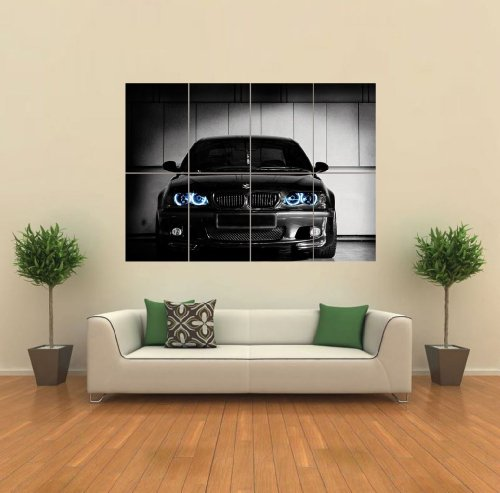 bmw-club-georgia-car-giant-poster-affiche-wall-art-picture-g818