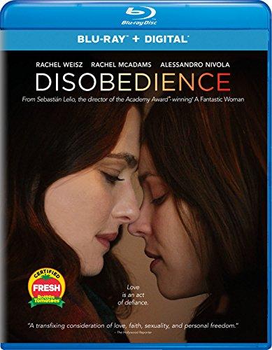 Disobedience [Edizione: Stati Uniti] [Italia] [Blu-ray]