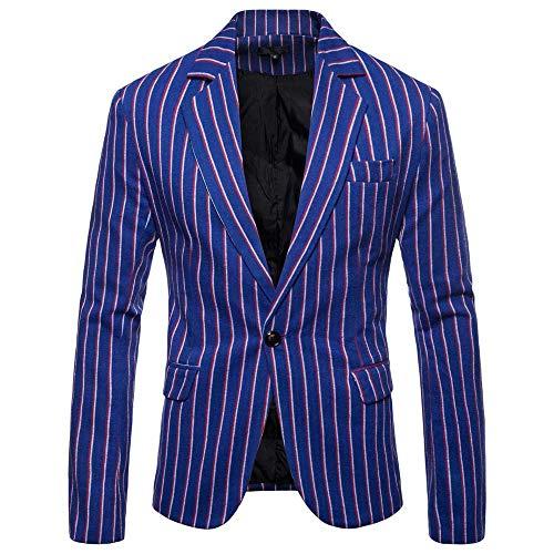 Mantel Herren LANSKIRT Männer Jacke Warm Winter Trench Outwear Schaltfläche Smart-Mantel Mantel Jacke Winterjacke Wärmemantel Herrenmantel Warm Elegante Lang Trenchcoat