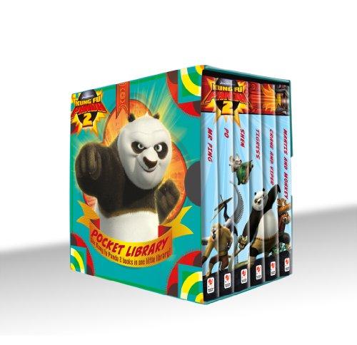 Kung Fu Panda 2: Little Library por Dreamworks Animation