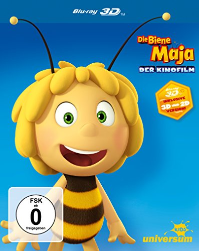 Die Biene Maja - Der Kinofilm  (inkl. 2D-Version) [3D Blu-ray] hier kaufen