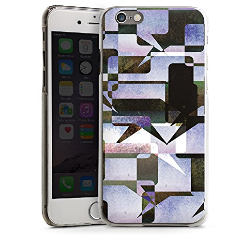 Apple iPhone 5 Housse étui coque protection Graphique Graphique Collage CasDur transparent