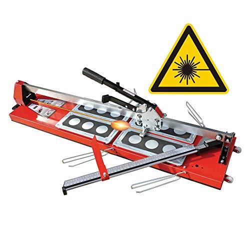 Heka Fliesenschneider GigaCut 750 mm Laser