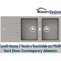 Fragranite vasca doppia lavelli da cucina - Vasca cucina fragranite ...