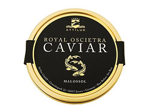 Attilus caviale royal oscietra caviar (1000g)