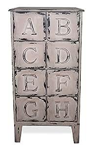 Commode Swithome Alphabet bois