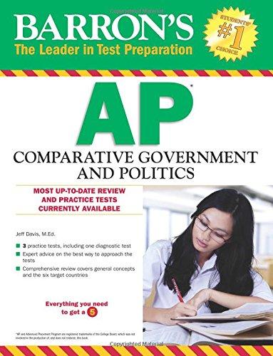 Barron's AP Comparative Government & Politics (Barrons Test Prep)