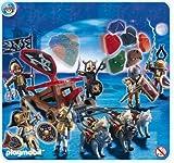 5001 - PLAYMOBIL - Wolfsritter-Truppe mit Katapultgespann